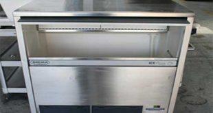 دستگاه یخساز ماهی