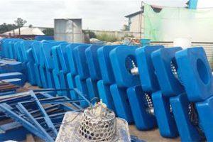 خرید تجهیزات پرورش ماهی