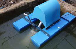 مراکز پخش اسپلش پرورش ماهی